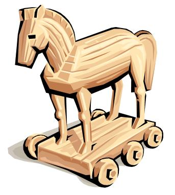 data mining trojan horse